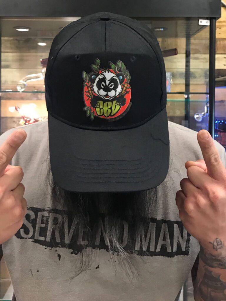 The Panda Hat